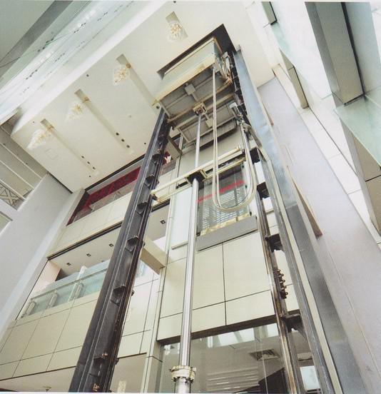 液压观光电梯